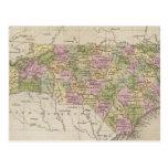 Carolina del Norte 4 Tarjeta Postal