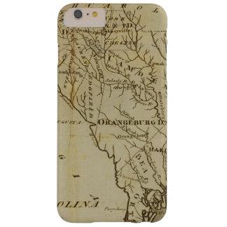 Carolina del Norte 8 Funda De iPhone 6 Plus Barely There