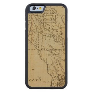 Carolina del Norte 8 Funda De iPhone 6 Bumper Arce
