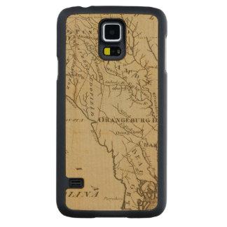 Carolina del Norte 8 Funda De Galaxy S5 Slim Arce