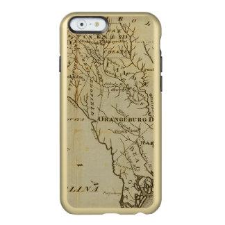 Carolina del Norte 8 Funda Para iPhone 6 Plus Incipio Feather Shine