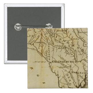 Carolina del Norte 8 Pin Cuadrado