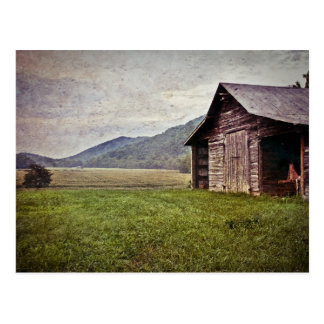 Carolina del Norte americana rural Postal