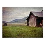 Carolina del Norte americana rural Postales