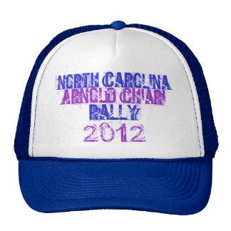 Carolina del Norte, Arnold Chiari, reunión, 2012 Gorra