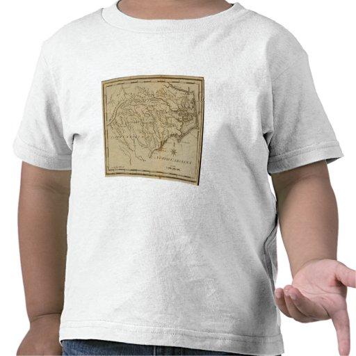 Carolina del Norte Camisetas