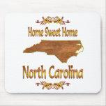 Carolina del Norte casera dulce casera Tapetes De Ratones