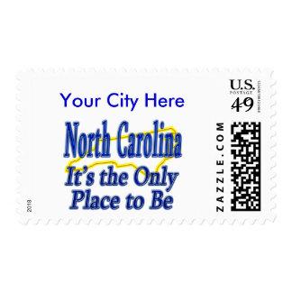 Carolina del Norte es el único lugar a ser Envio