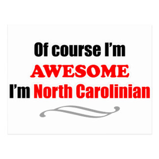 Carolina del Norte es impresionante Tarjetas Postales