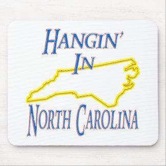 Carolina del Norte - Hangin Tapetes De Raton