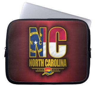Carolina del Norte (NC) Funda Portátil
