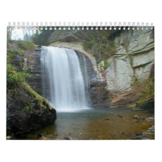 Carolina del Norte occidental Calendario De Pared