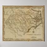 Carolina del Norte Póster