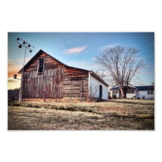 Carolina del Norte rural Fotografias