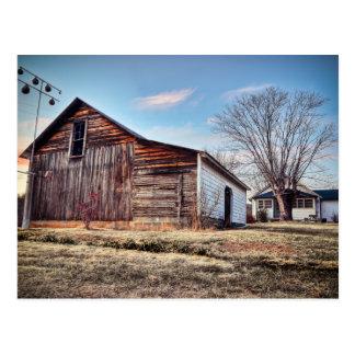 Carolina del Norte rural Postal