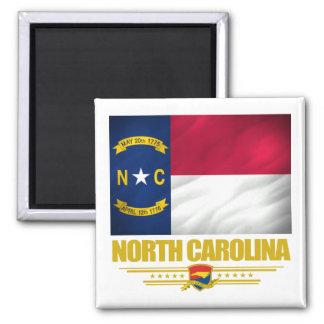 Carolina del Norte (SP) Imán Cuadrado