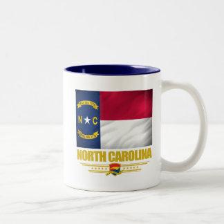 Carolina del Norte (SP) Taza De Dos Tonos
