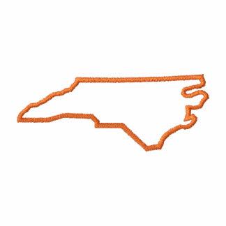 Carolina del Norte Sudadera Con Capucha