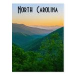 Carolina del Norte Tarjeta Postal