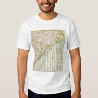 Carolina del Norte y Carolina del Sur 2 Camisas
