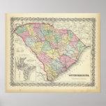 Carolina del Sur 6 Póster