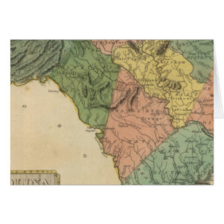 Carolina del Sur 8 Tarjeta