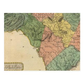 Carolina del Sur 8 Tarjeta Postal