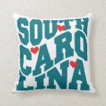 Carolina del Sur Cojines