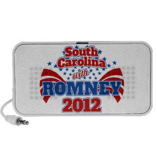 Carolina del Sur con Romney 2012 Altavoces