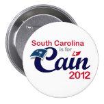 ¡Carolina del Sur está para Caín! - Caín 2012 Pins