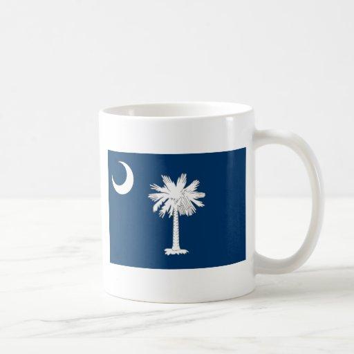 Carolina del Sur, Estados Unidos señala por medio  Tazas
