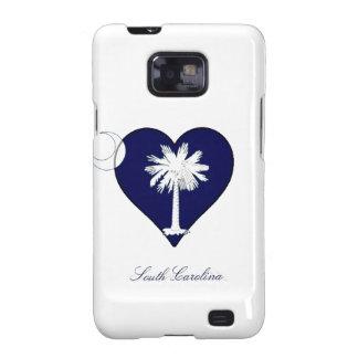 Carolina del Sur Galaxy S2 Carcasa