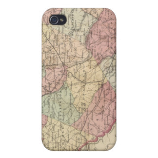 Carolina del Sur iPhone 4 Fundas