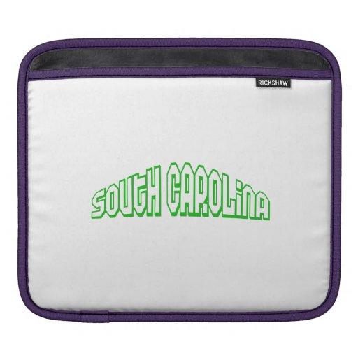 Carolina del Sur Funda Para iPads