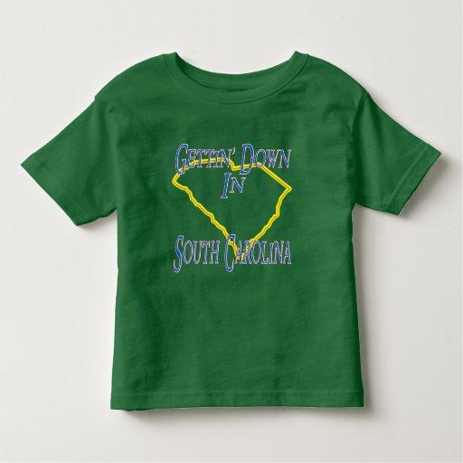 Carolina del Sur - Getting abajo Camisas