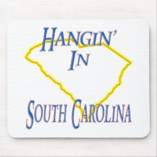Carolina del Sur - Hangin Alfombrilla De Ratones