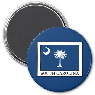 Carolina del Sur Imán Redondo 7 Cm