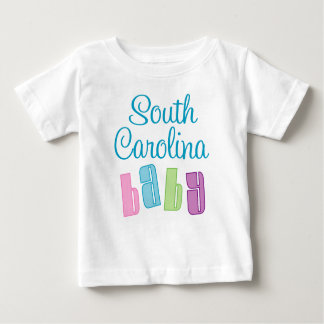 Carolina del Sur lindo embroma la camiseta Camisas