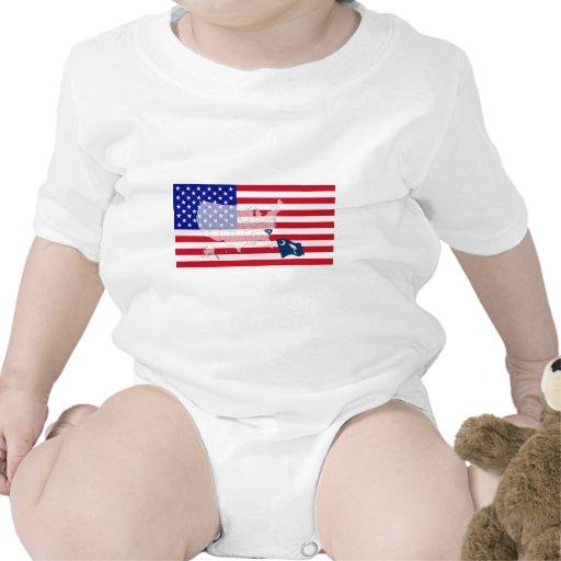 Carolina del Sur, los E.E.U.U. Camiseta