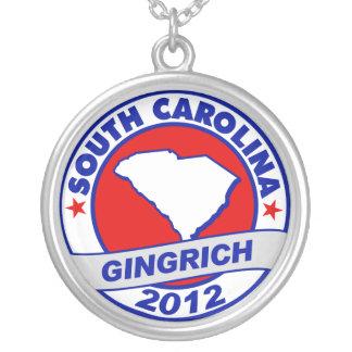 Carolina del Sur Newt Gingrich Pendientes
