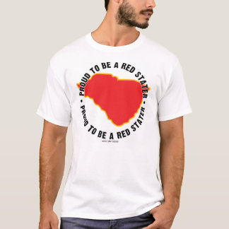 Carolina del Sur: ¡Orgulloso ser una camiseta roja