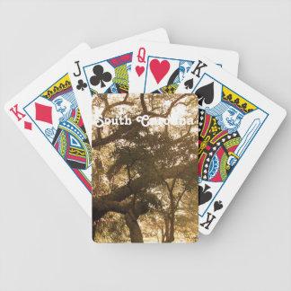 Carolina del Sur Baraja Cartas De Poker