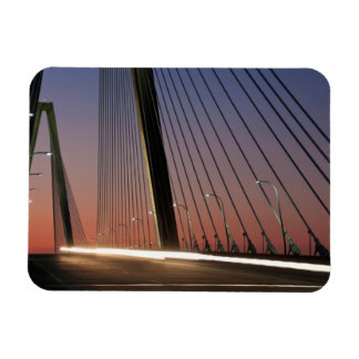 Carolina del Sur, puente del Jr. de Arturo Ravenel Iman Rectangular