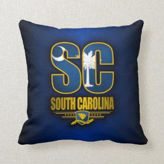Carolina del Sur (SC) Cojín