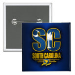 Carolina del Sur (SC) Pins
