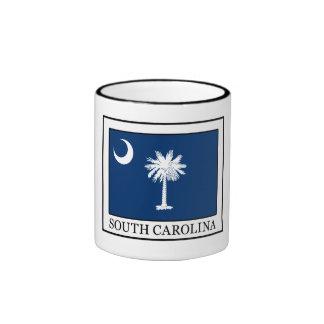Carolina del Sur Taza De Dos Colores