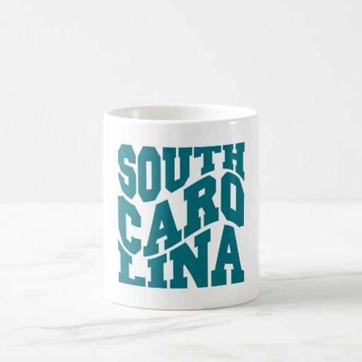 Carolina del Sur Tazas De Café