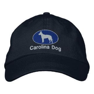 Carolina Dog Embroidered Hat (Dark)