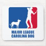 Carolina Dog Mouse Pad