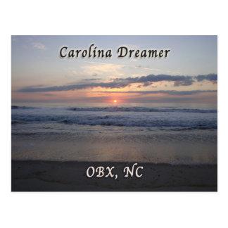 Carolina Dreamer OBX NC Sunrise Postcards